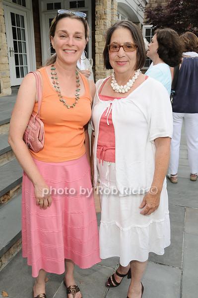 Elizabeth Glasgow, Marjorie Goldberg<br /> <br /> photo by Rob Rich © 2010 robwayne1@aol.com 516-676-3939