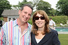 Gleen Simon, Ginny Simon<br /> <br /> photo by Rob Rich © 2010 robwayne1@aol.com 516-676-3939