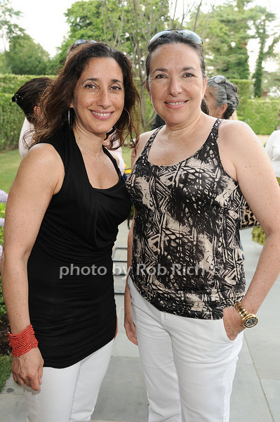 Donna Renna, Joanne Douglas<br /> <br /> photo by Rob Rich © 2010 robwayne1@aol.com 516-676-3939