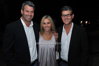 Zack Tunick, Nicole Garone, Frank Cilione photo by Rob Rich © 2010 robwayne1@aol.com 516-676-3939