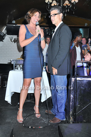 Luann de Lesseps, Frank Cilione<br /> photo by Rob Rich © 2010 robwayne1@aol.com 516-676-3939