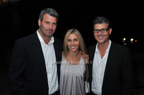 Zack Tunick, Nicole Garone, Frank Cilione<br /> photo by Rob Rich © 2010 robwayne1@aol.com 516-676-3939