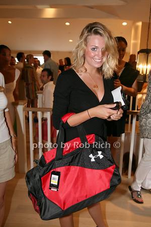Britta Lofgren, Guest of a guest
