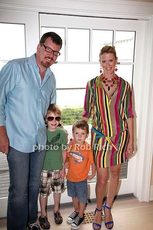 Simon Van Kempen, Alex McCord, Kids