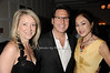 Jana Bullock, Dr. Howard Sobel, Lucia Hwong Gordon<br />  photo by Rob Rich © 2010 robwayne1@aol.com 516-676-3939