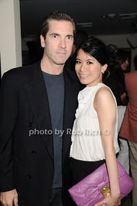 Justin Mitchell, Theresa Kuo  photo by Rob Rich © 2010 robwayne1@aol.com 516-676-3939