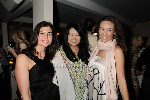 Alicia Eastman, Susan Shin, Beata Bohman<br />  photo by Rob Rich © 2010 robwayne1@aol.com 516-676-3939