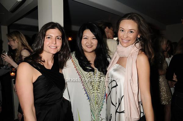 Alicia Eastman, Susan Shin, Beata Bohman<br />  photo by Rob Rich © 2010 robwayne1@aol.com 516-676-3939