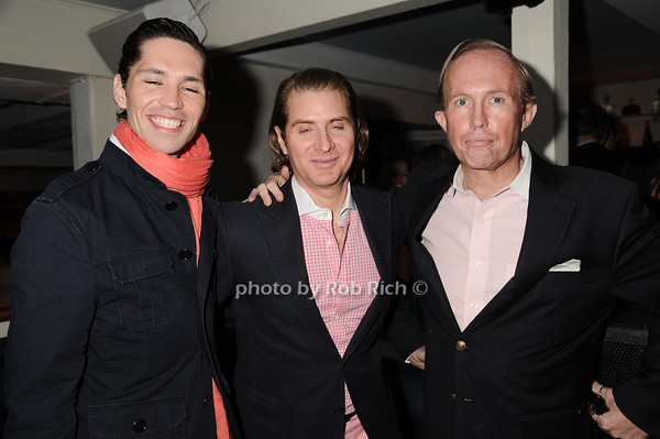 Edmundo Huerta,Eric Javits jr. Mark Gilbert<br />  photo by Rob Rich © 2010 robwayne1@aol.com 516-676-3939
