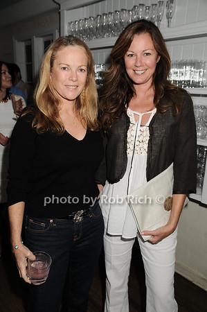 Ann Hearst, Sue Devitt<br />  photo by Rob Rich © 2010 robwayne1@aol.com 516-676-3939