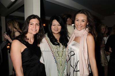 Alicia Eastman, Susan Shin, Beata Bohman  photo by Rob Rich © 2010 robwayne1@aol.com 516-676-3939