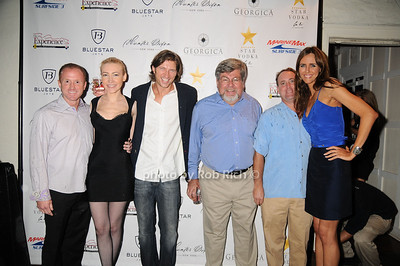 Tom Brady, Devorah Rose, Charles Ferri, Dick Levy, Michael O'Rourke, Jennifer Dixon photo by Rob Rich © 2010 robwayne1@aol.com 516-676-3939
