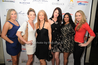 Leslie DePietro, Lindsey Clarke, Kristin Brown, Laura Rutherford, Monica Chopra, Laura Krashakova photo by Rob Rich © 2010 robwayne1@aol.com 516-676-3939
