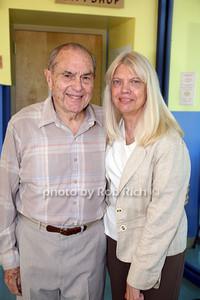 Dr. Stanley Cohen, Pat Cohen