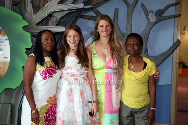 Claudette Darrell, Leah lane, bonnie Comley, Dawn Todd
