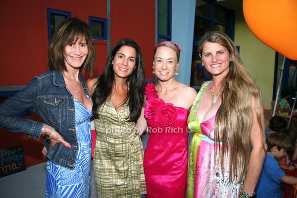 Lee Frye, Vanessa Rome, Robin Cofer, Bonnie Comley