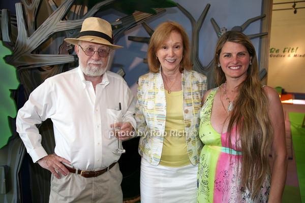 Dan Rattiner, Chris Wasserstein, Bonnie Comley