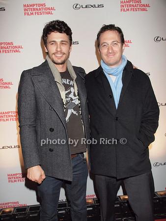 James Franco, Darren Aronofsky