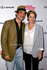 "Elias Koteas and Edie Falco attends the HIFF movie screening of ""3 Backyards"" at the UA Cinema in East Hampton on October 10, 2010. photo by Jakes van der Watt/SocietyAllure.com"