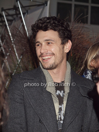 James Franco  attends the HIFF screening of Black Swan ar the UA Cinema in East Hampton on September 10, 2010. photo by Rob Rich/SocietyAllure.com