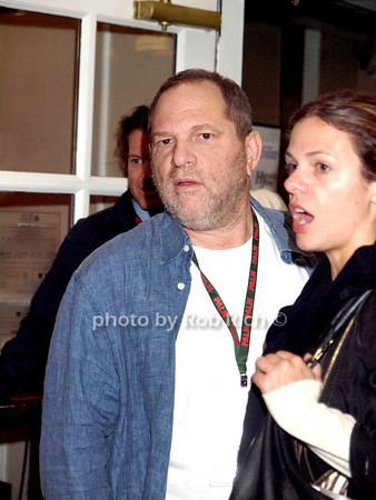 Harvey Weinstein  attends the HIFF screening of Black Swan ar the UA Cinema in East Hampton on September 10, 2010. photo by Rob Rich/SocietyAllure.com