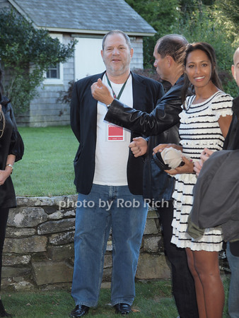 """Harvey Weinstein attends the """"Chairman's Reception"""" at the private residence of Stuart Match Suna in Easthampton during the Hamptons International Film Festival on September 9, 2010.photo by Rob Rich/SocietyAllure.com"""