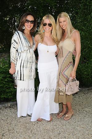 Rosanna Scotto, Jill Morton, Beth Ostrosky Stern<br /> photo by Rob Rich © 2010 robwayne1@aol.com 516-676-3939