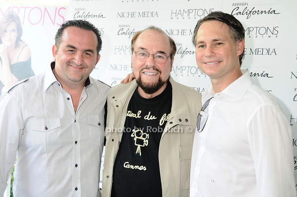 Gianni Mercuri, James Lipton, Jason Binn