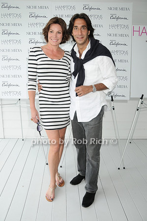 Countess LuAnn de Lesseps, Jacques Azoulay<br /> photo by Rob Rich © 2010 robwayne1@aol.com 516-676-3939