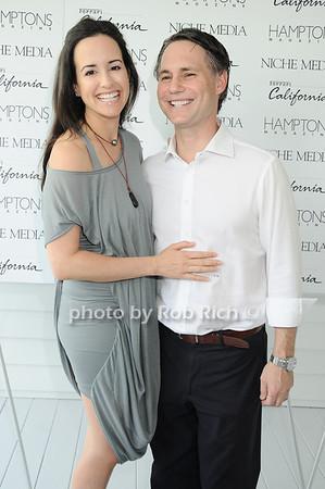 Haley Binn, Jason Binn<br /> photo by Rob Rich © 2010 robwayne1@aol.com 516-676-3939