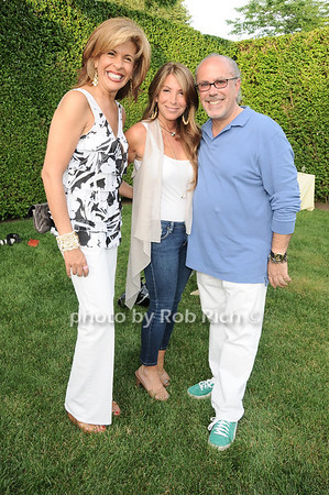 Hoda Kotb, Jennifer Miller, Mark Miller<br /> photo by Rob Rich © 2010 robwayne1@aol.com 516-676-3939