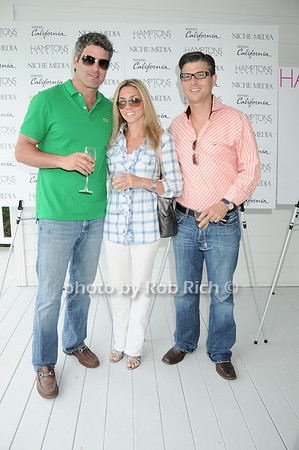 Zachary Tunick, Nicole Tunick, Frank Cilione<br /> photo by Rob Rich © 2010 robwayne1@aol.com 516-676-3939