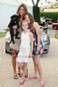 Chief (dog), Kelly Bensimon, Teddy Bensimon, Sea Bensimon <br /> photo by Rob Rich © 2010 robwayne1@aol.com 516-676-3939
