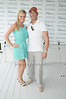 Brittany Peele, Tim George Jr. (RCR Nascar Driver)<br /> photo by Rob Rich © 2010 robwayne1@aol.com 516-676-3939