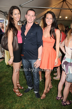 Caroline Epstein, Tal Alexander, Danielle Epstein<br /> photo by Rob Rich © 2010 robwayne1@aol.com 516-676-3939