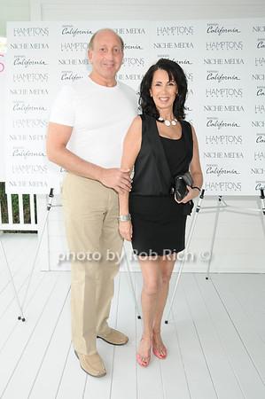 Mike Zimet, Jen Zimet<br /> photo by Rob Rich © 2010 robwayne1@aol.com 516-676-3939