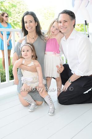 Haley Binn, Cece Binn, Penny Binn, Jason Binn<br /> photo by Rob Rich © 2010 robwayne1@aol.com 516-676-3939