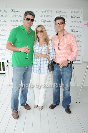 Zachary Tunick, Nicole Tunick, Frank Cilione<br /> photo by Rob Rich © 2010 robwayne1@aol.com 516-676-3939