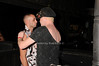 Richie Rich dresses a model<br /> photo by Rob Rich © 2010 robwayne1@aol.com 516-676-3939