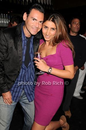 Ian Gerard, Mae Eagai<br /> photo by Rob Rich © 2010 robwayne1@aol.com 516-676-3939