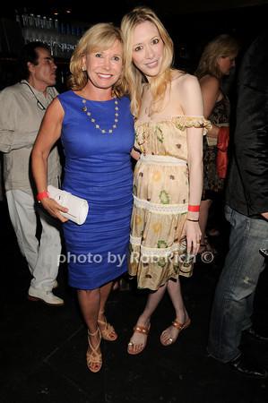 Sharon Bush, Melissa Berkelhammer<br /> photo by Rob Rich © 2010 robwayne1@aol.com 516-676-3939