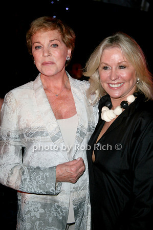 Julie Andrews, Courtney Ross
