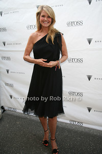 Christie Brinkley at  the Motown Live at Club Starlight w/Julie Andrews at the Ross School  in East Hampton on June 19, 2010.  photo by Jake for Rob Rich © 2010 robwayne1@aol.com 516-676-3939