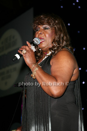 Martha Reeves and the Vandellas<br /> at  the Motown Live at Club Starlight w/Julie Andrews at the Ross School  in East Hampton on June 19, 2010. <br /> photo by Jake for Rob Rich © 2010 robwayne1@aol.com 516-676-3939