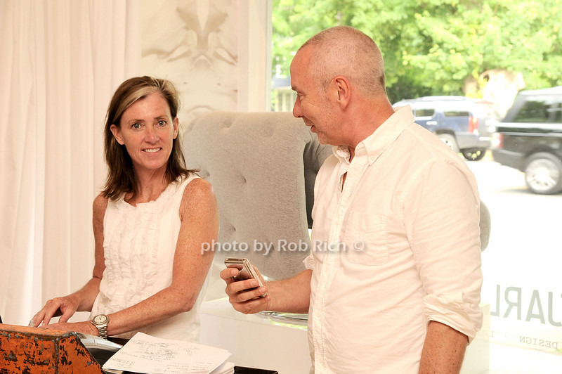 Dyan Lyons, Jarlath Mellett<br /> photo by Rob Rich/SocietyAllure.com © 2010 robwayne1@aol.com 516-676-3939