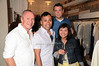 Jarlett Mellett, Mark Cediente, Bryan Young, Mary Robles<br /> photo by Rob Rich/SocietyAllure.com © 2010 robwayne1@aol.com 516-676-3939