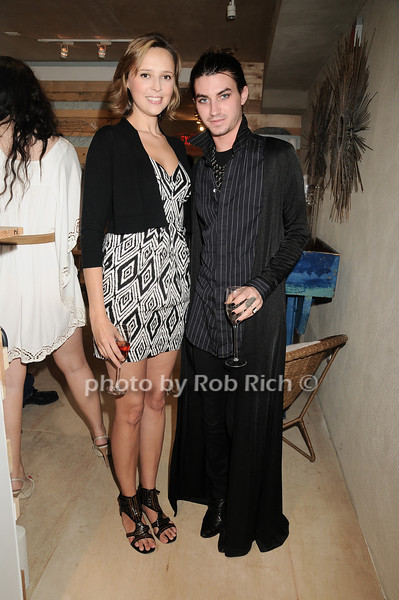 Emma Cleary, Vincent Tosi<br /> photo by Rob Rich/SocietyAllure.com © 2010 robwayne1@aol.com 516-676-3939
