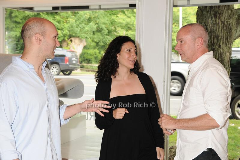 Mark Lotke, Jennifer Lotke, Jarlath Mellett<br /> photo by Rob Rich/SocietyAllure.com © 2010 robwayne1@aol.com 516-676-3939