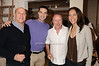 Jeff Locker, Ben Hayden, , Jarlath Mellett, Nina Runsdorf <br /> photo by Rob Rich/SocietyAllure.com © 2010 robwayne1@aol.com 516-676-3939