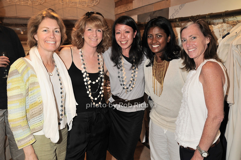 Nick Erni,Anne Erni, Amy Chen,Deena Khan, Dyan Lyons<br /> photo by Rob Rich/SocietyAllure.com © 2010 robwayne1@aol.com 516-676-3939